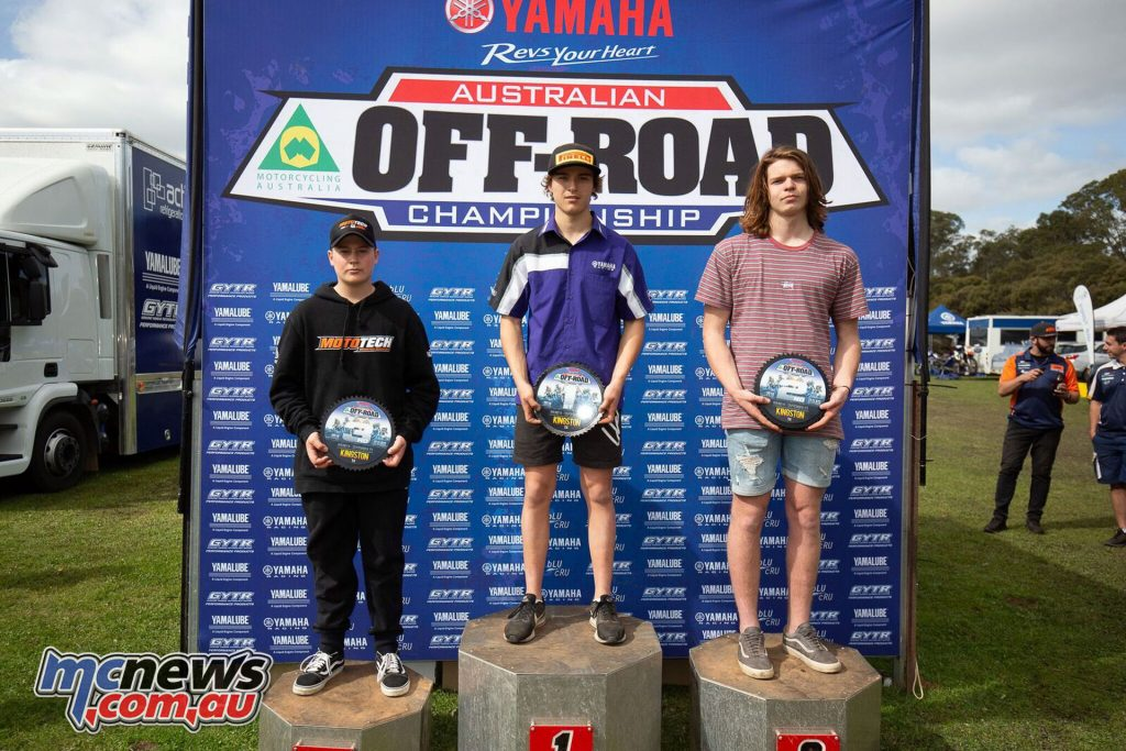AORC Rnd Kingston J Podium Rnd