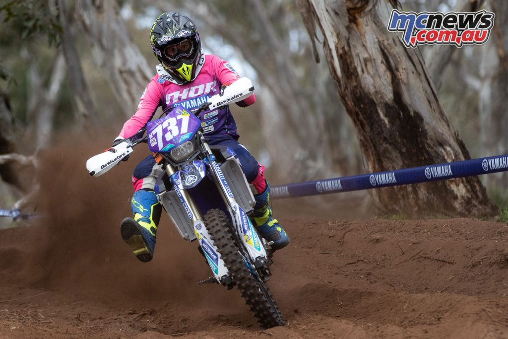 AORC Rnd Kingston Womens Jessica Gardiner