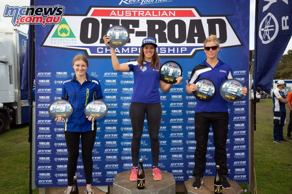 AORC Rnd Kingston Womens Podium Rnd