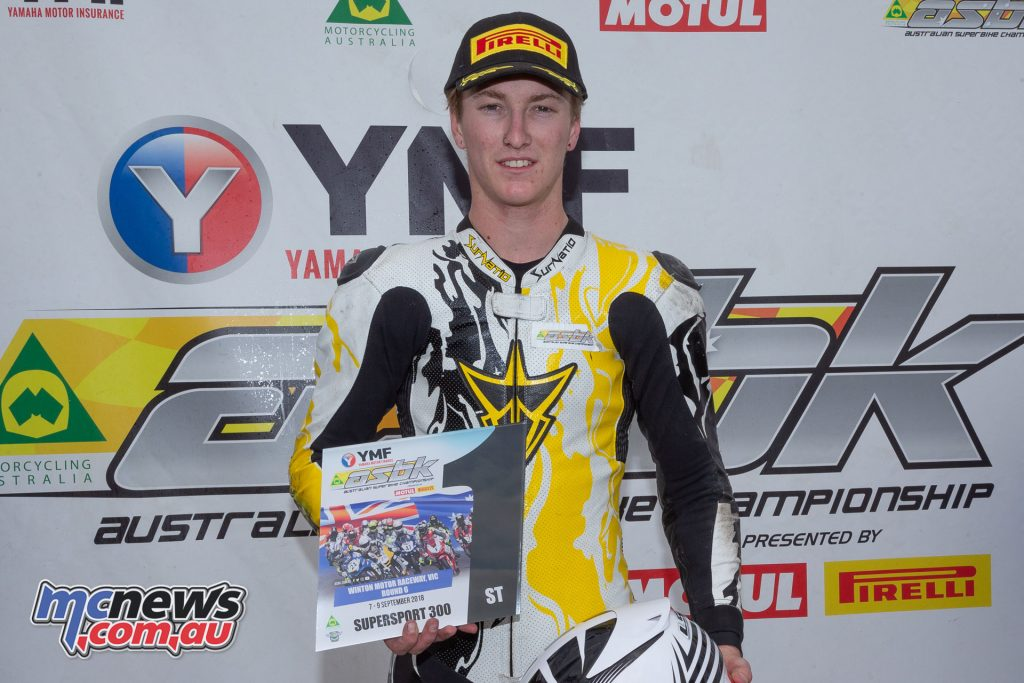 ASBK TBG Rnd Winton Hunter Ford