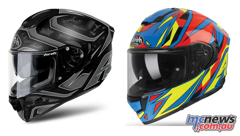 Airoh ST Helmet F