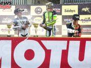 Australian MotoStars Port Macquarie Final PodiumF