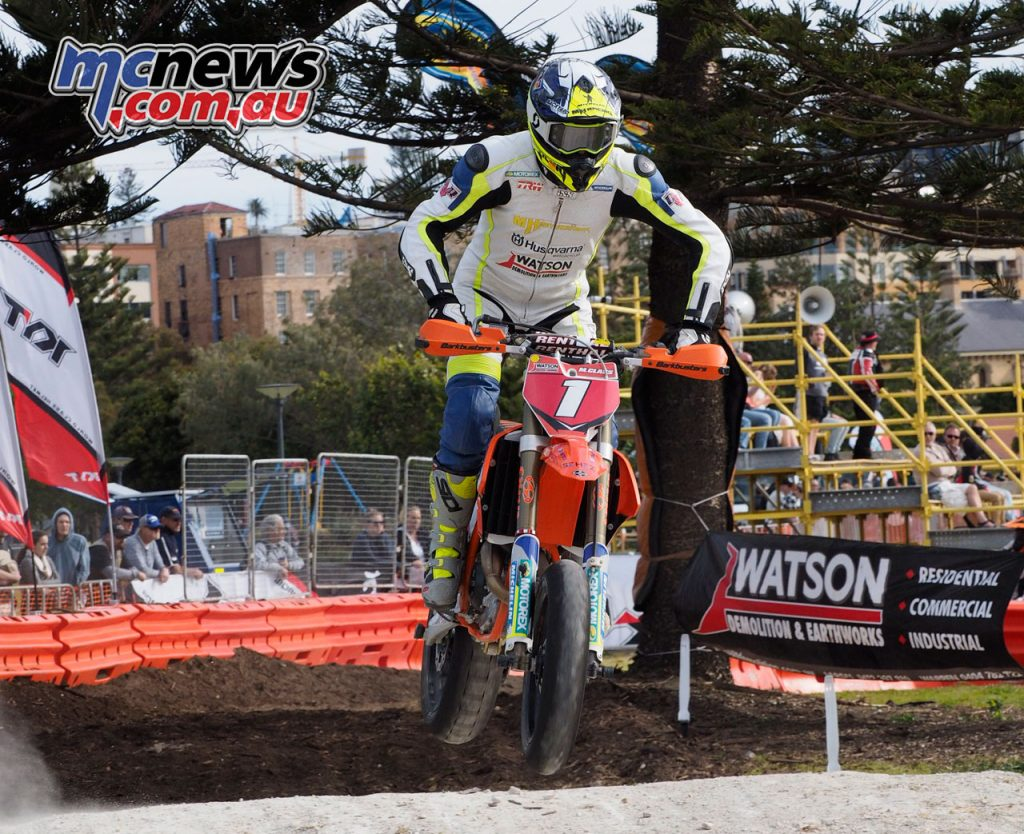 Australian Pro Open SuperMoto M Class