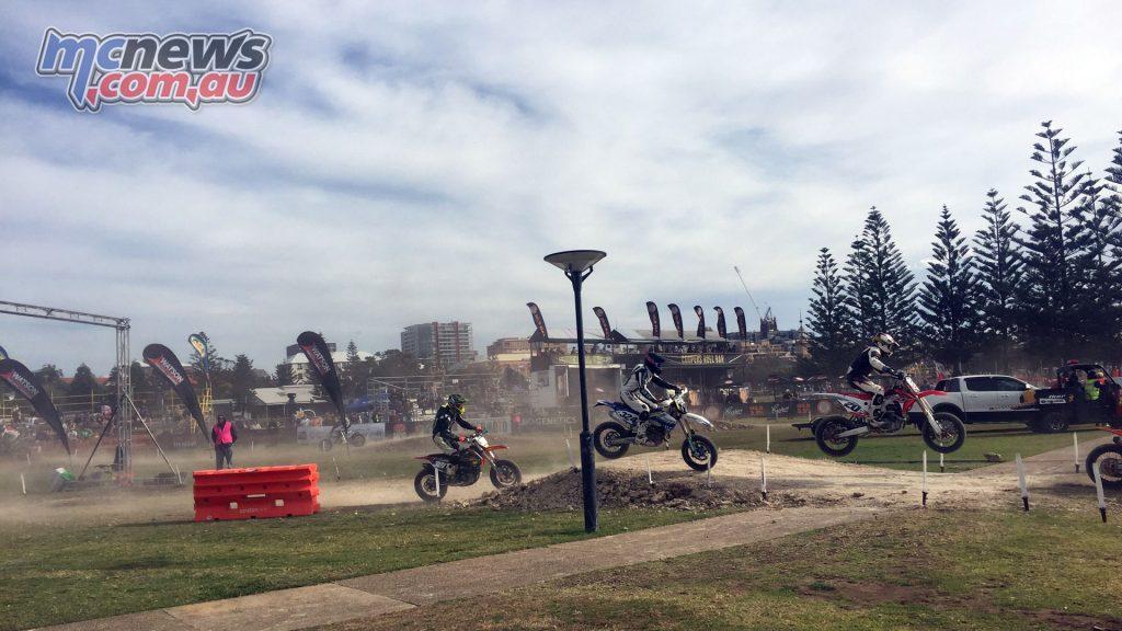 Australian Supermoto Championship Newcastle