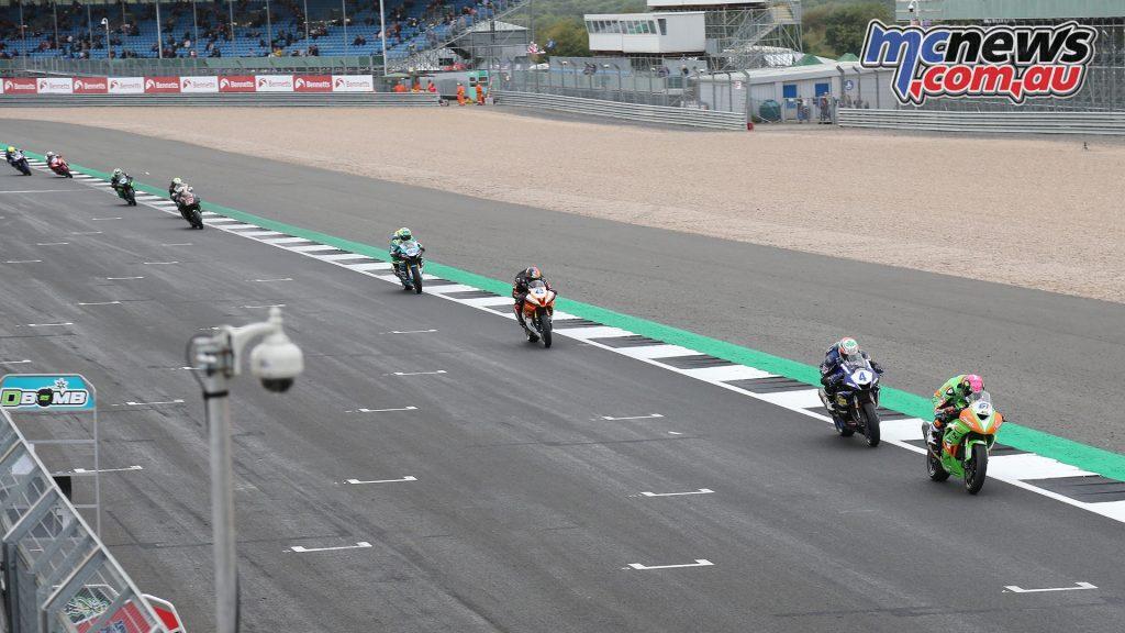 BSB Silverstone Rnd Ben Currie Jack Kennedy