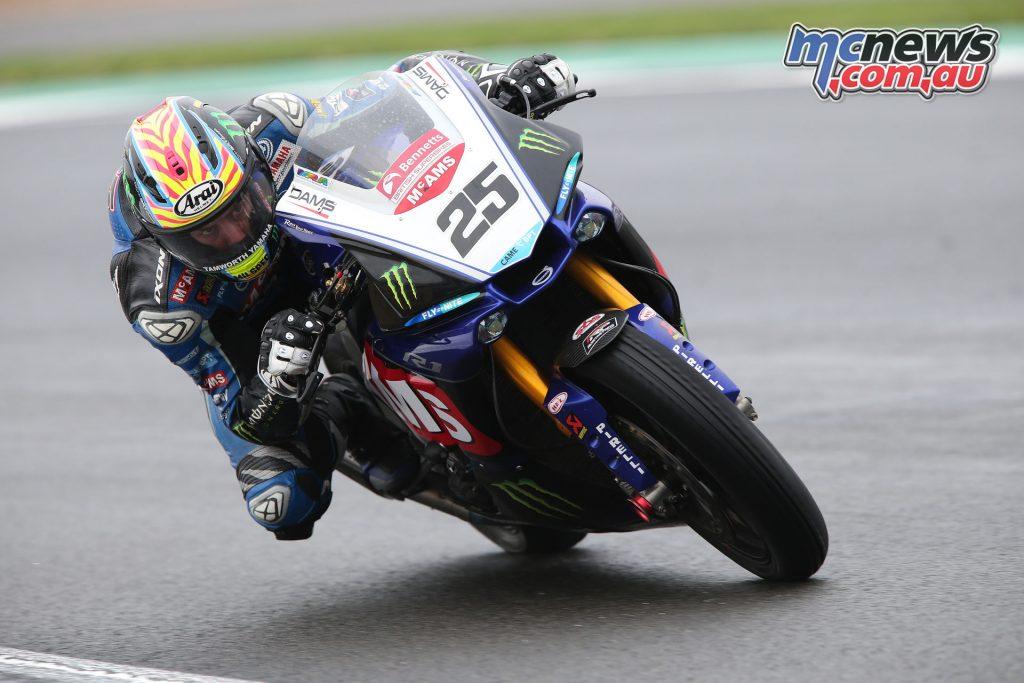 BSB Silverstone Rnd Josh Brookes