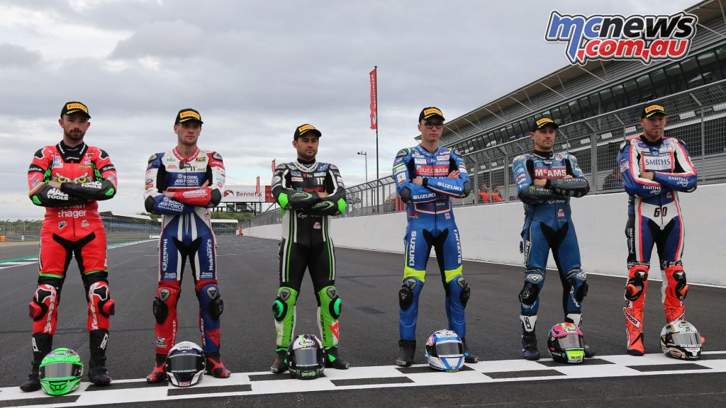 BSB Silverstone Rnd Showdown Six