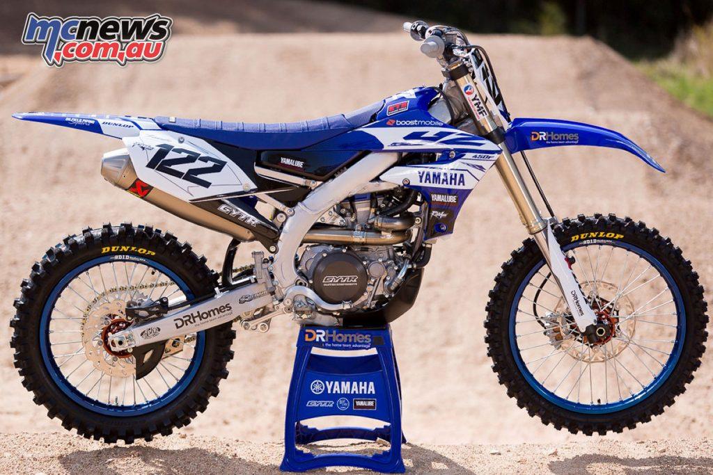Dan Reardon ASX Yamaha