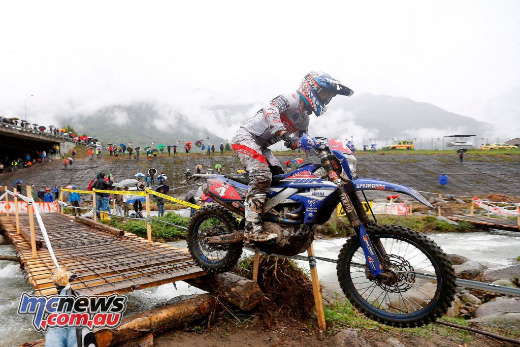EnduroGP France Rnd Loic Larrieu