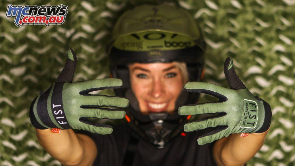 Fist Handwear Frontline NA