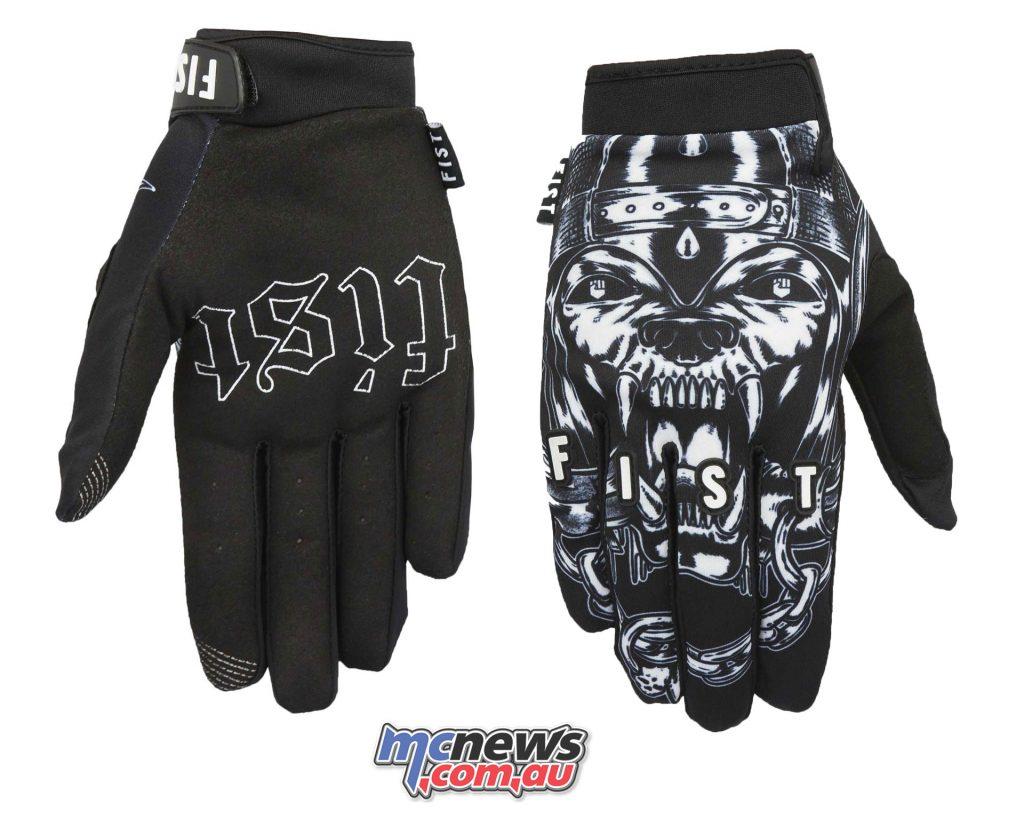 Fist Handwear Motofist palm