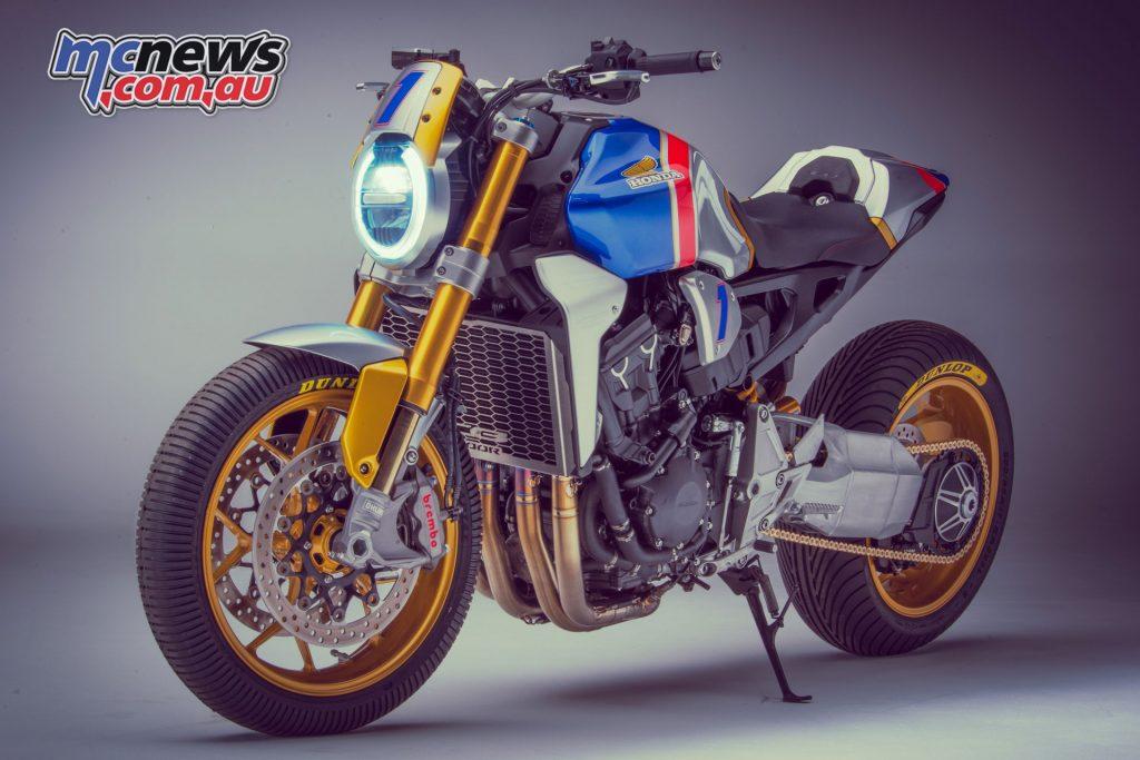 Honda Glemseck CBR