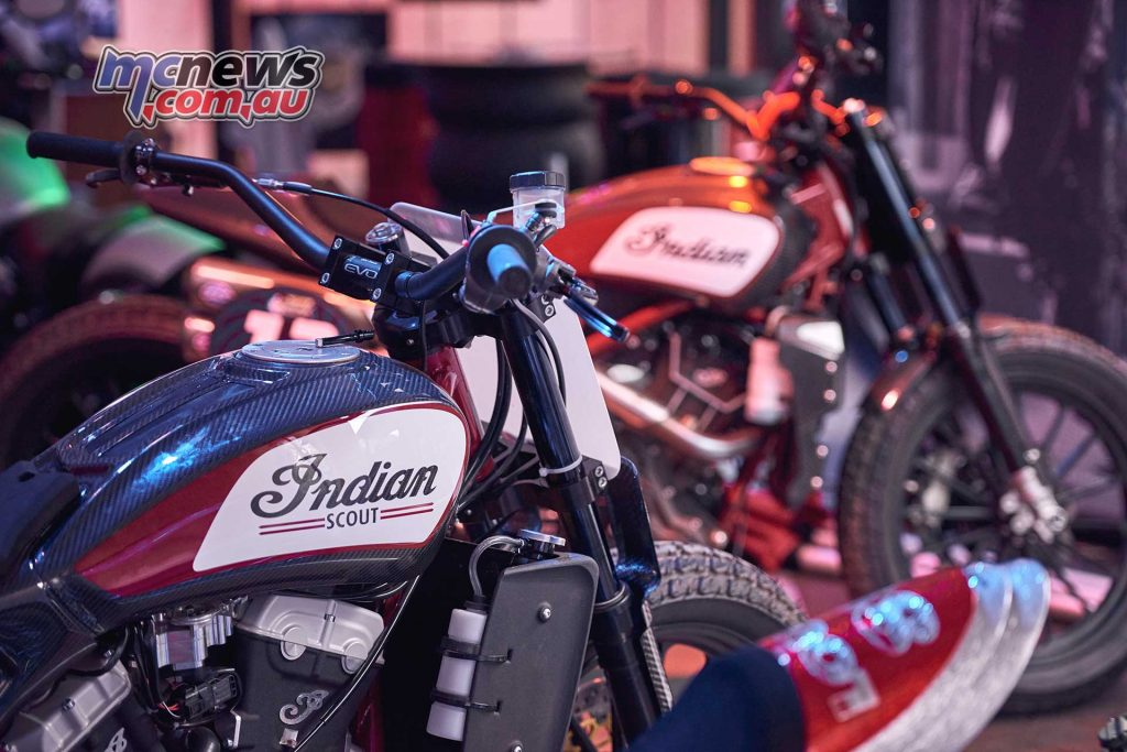 Indian Scout FTR