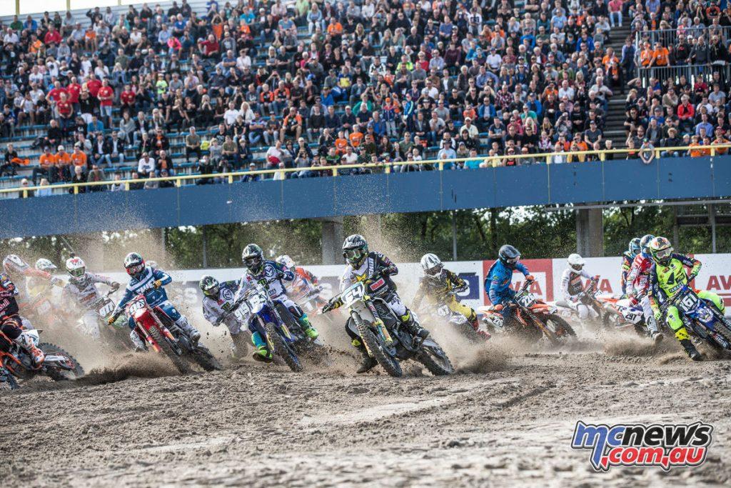 MXGP Rnd Netherlands Covington Start