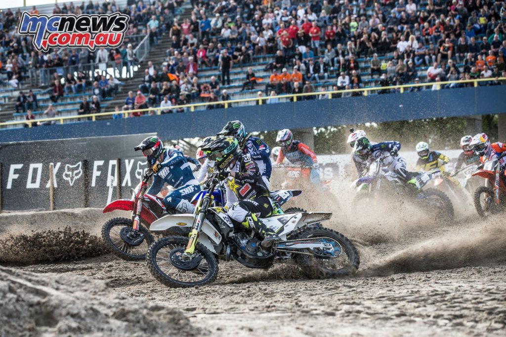 MXGP Rnd Netherlands Covington Start