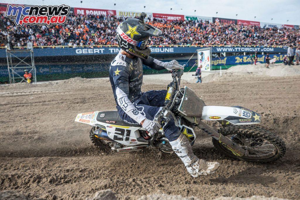 MXGP Rnd Netherlands Gautier Paulin