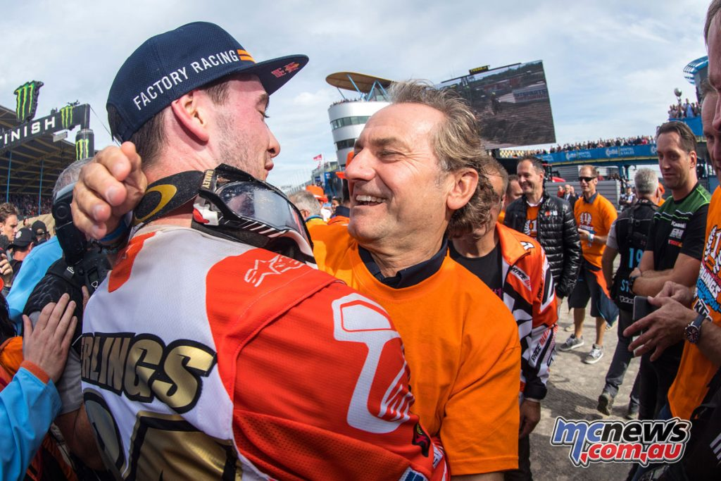 MXGP Rnd Netherlands Jeffrey Herlings RA