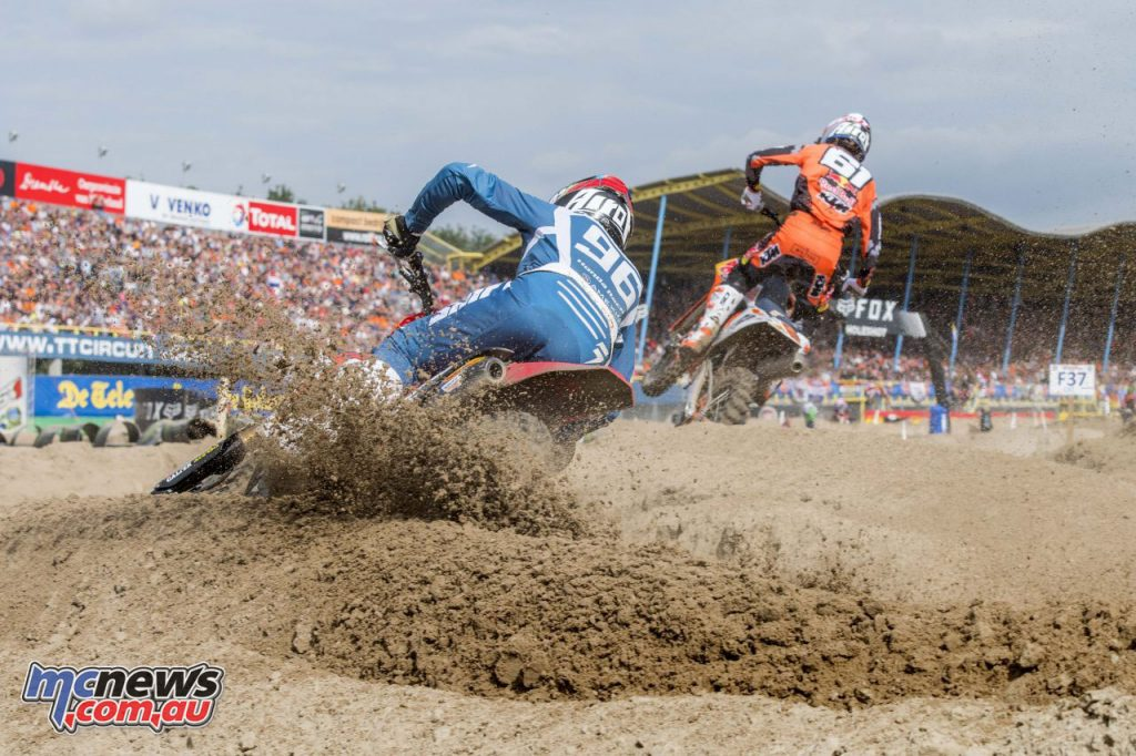 MXGP Rnd Netherlands Lawrence