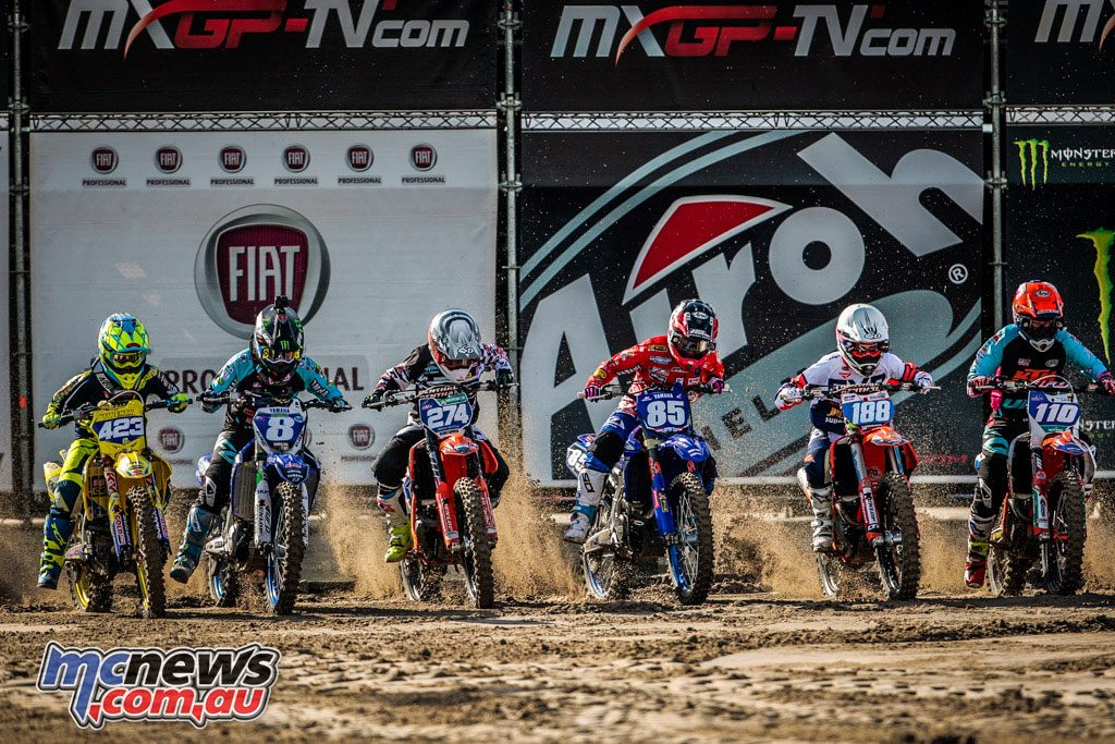 MXGP Rnd Netherlands WMX action