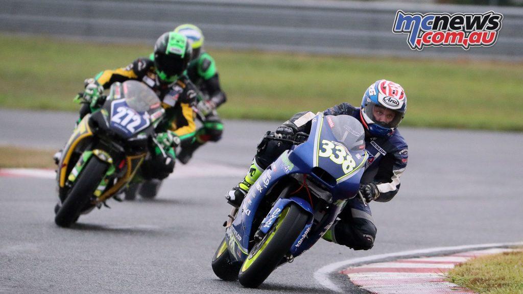 MotoAmerica Round Brian McGlade Kris Turner BJN