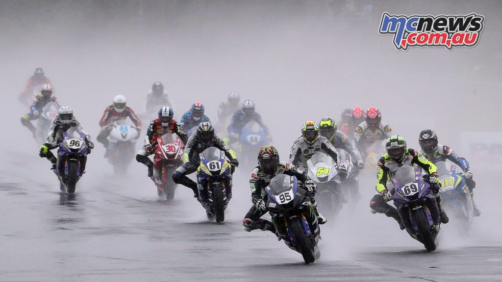 MotoAmerica Round Supersport NJMP Sunday