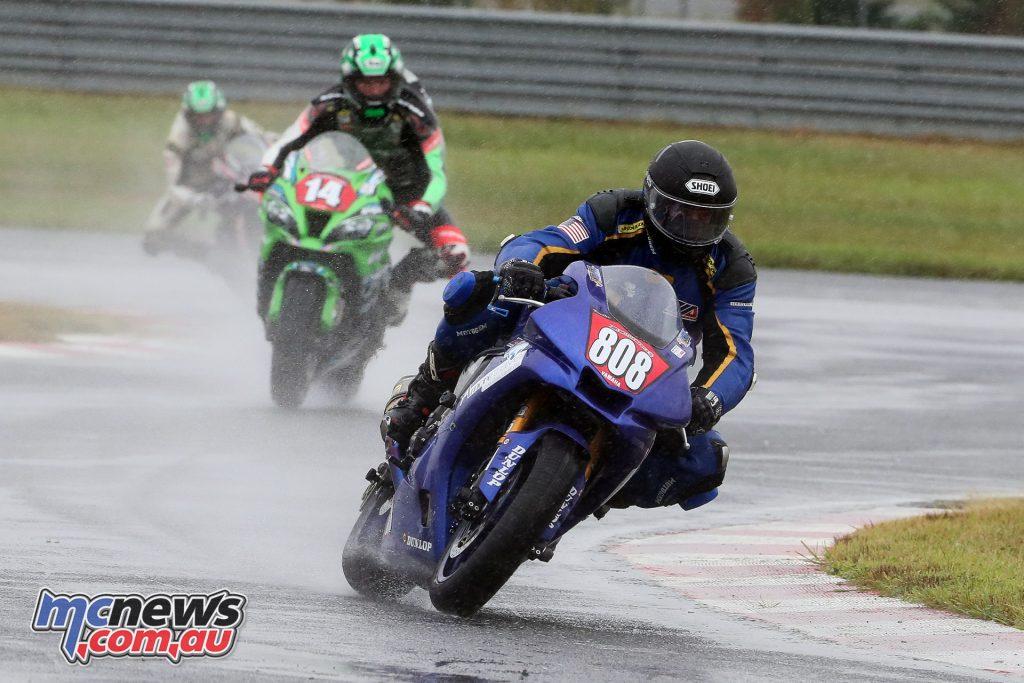 MotoAmerica Round Tawfik Khalil NJMP Sunday