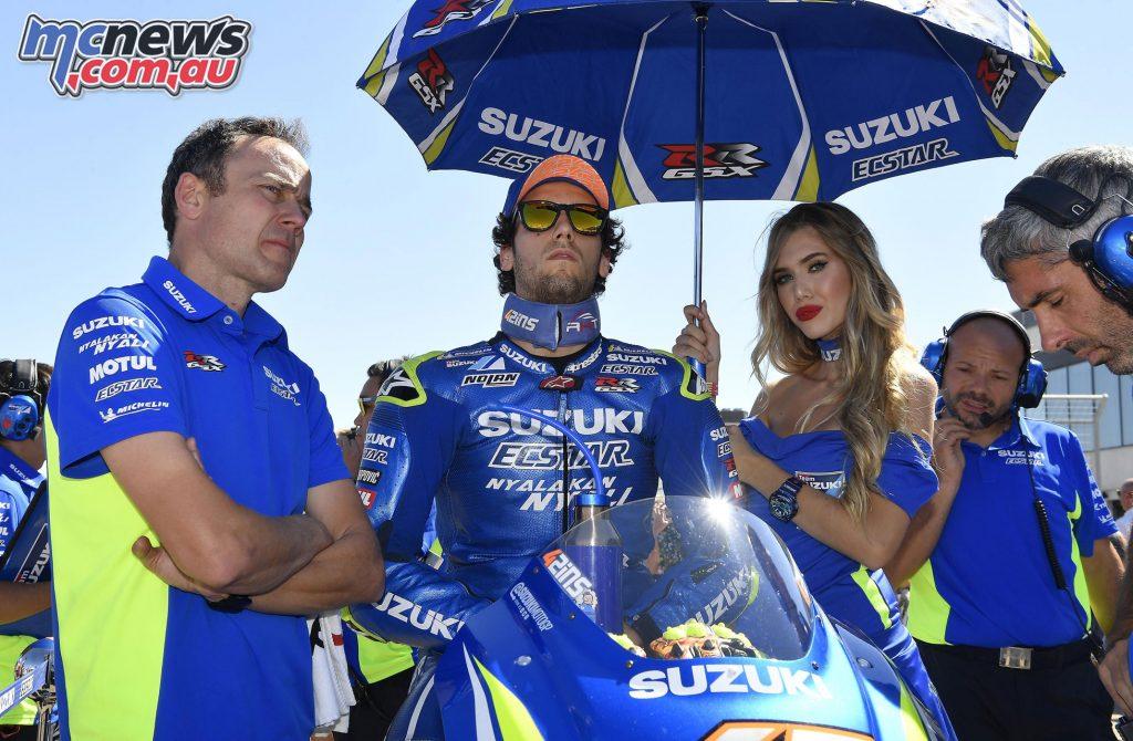 MotoGP Aragaon Rnd Alex rinsr