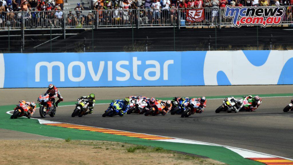MotoGP Aragaon Rnd Lorenzo UC