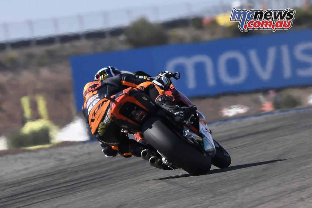 MotoGP Aragaon Rnd Sat Moto Binder