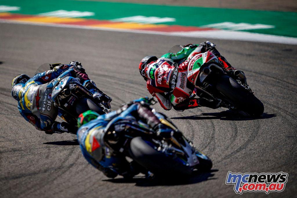 MotoGP Aragaon Rnd Scott Redding