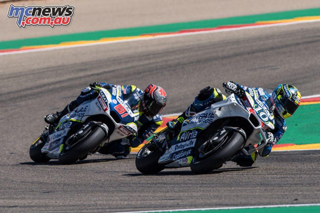 MotoGP Aragaon Rnd Simeon