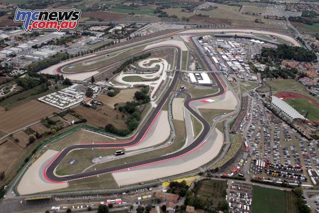 MotoGP Misano Circuit Preview Michelin
