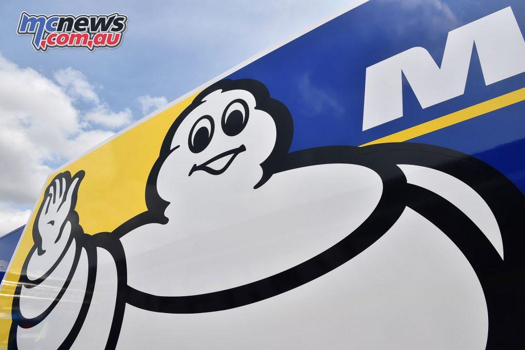 MotoGP Misano Preview Michelin