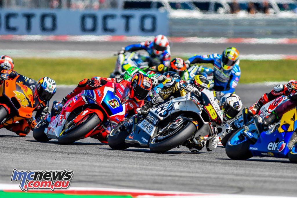 MotoGP Rnd Misano Alvaro Bautista