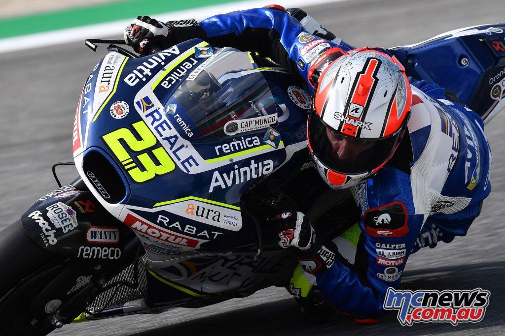 MotoGP Rnd Misano Christophe Ponsson