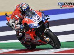 MotoGP Rnd Misano Day Andrea Dovizioso