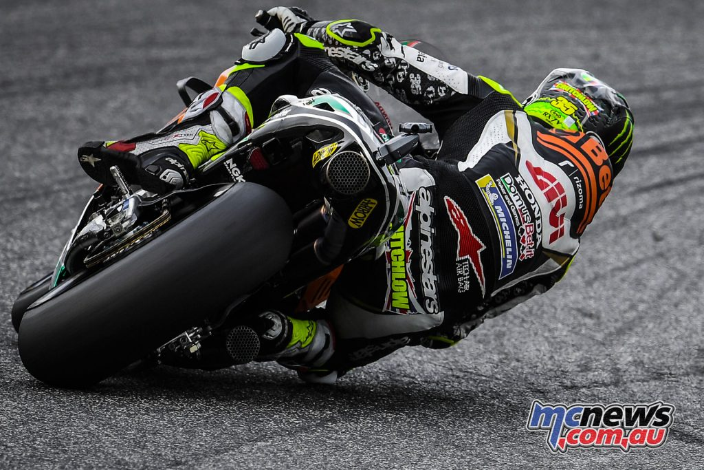 MotoGP Rnd Misano Day Cal Crutchlow