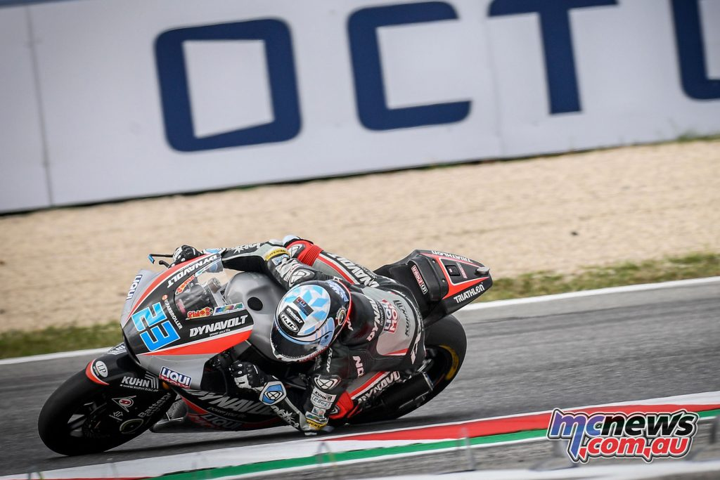 MotoGP Rnd Misano Day Moto Marcel Schrötter