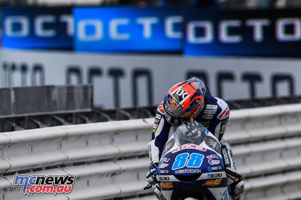 MotoGP Rnd Misano Day Moto Jorge Martin