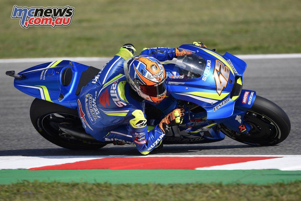 MotoGP Rnd Misano Day alex rins