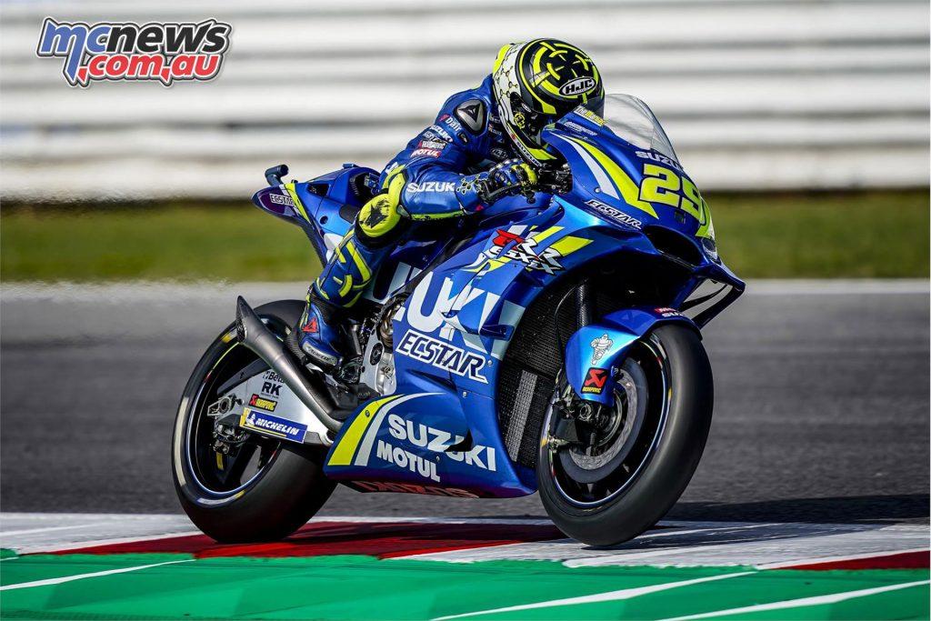 MotoGP Rnd Misano Day andrea iannone