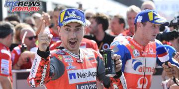 MotoGP Rnd Misano Day Jorge Lorenzo