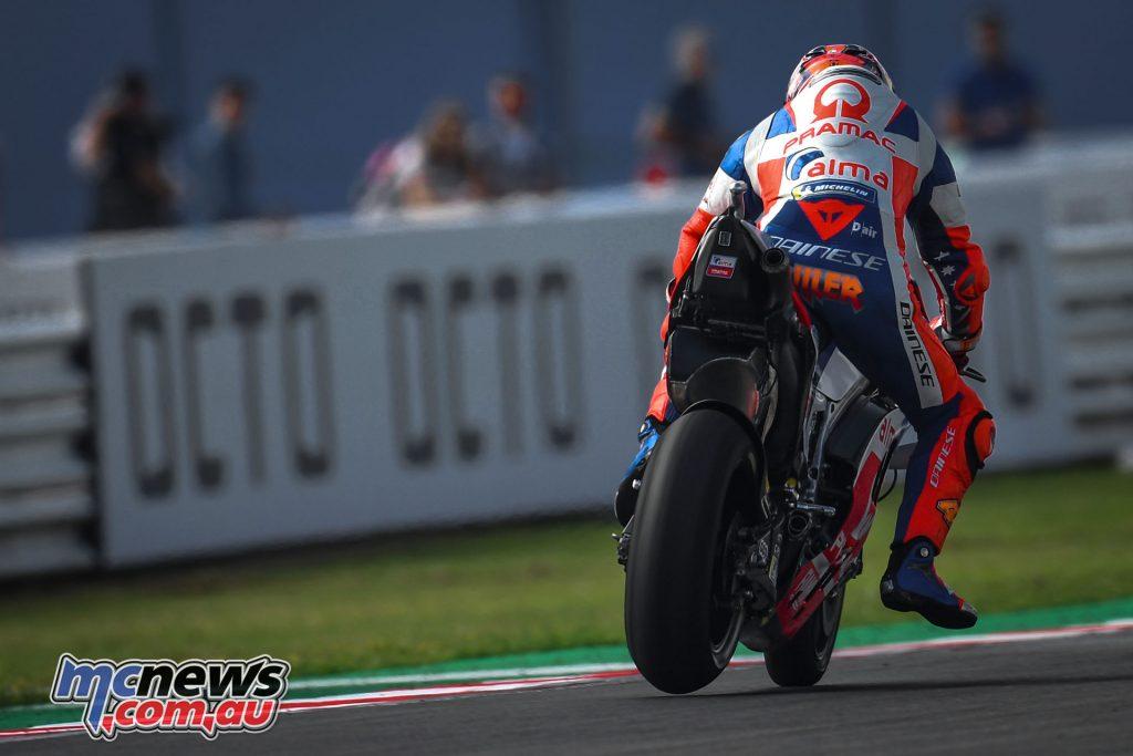 MotoGP Rnd Misano Day Miller