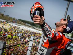 MotoGP Rnd Misano Dovizioso
