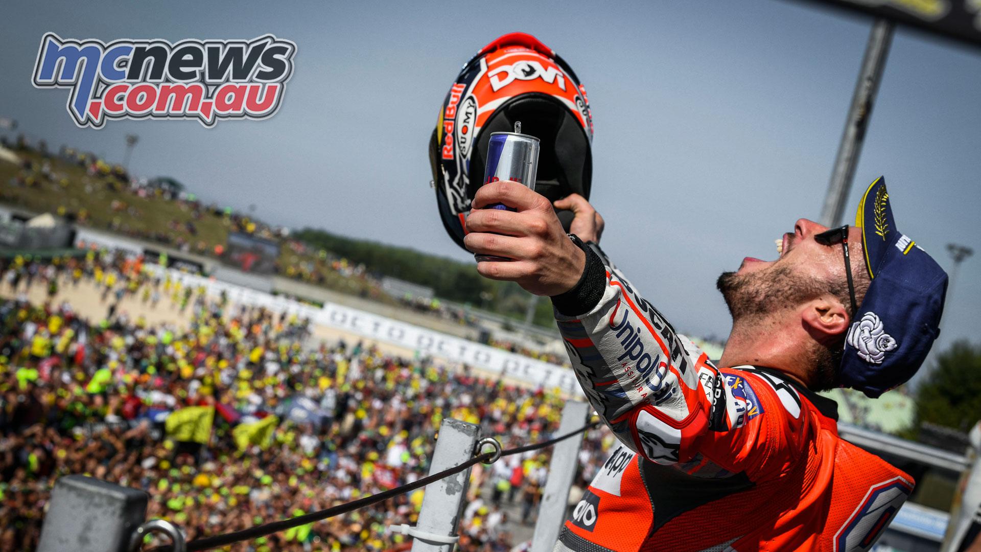 MotoGP Rnd Misano Dovizioso F