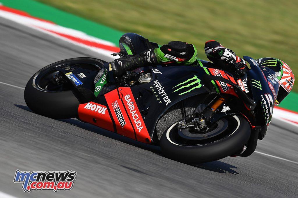 MotoGP Rnd Misano Johann Zarco