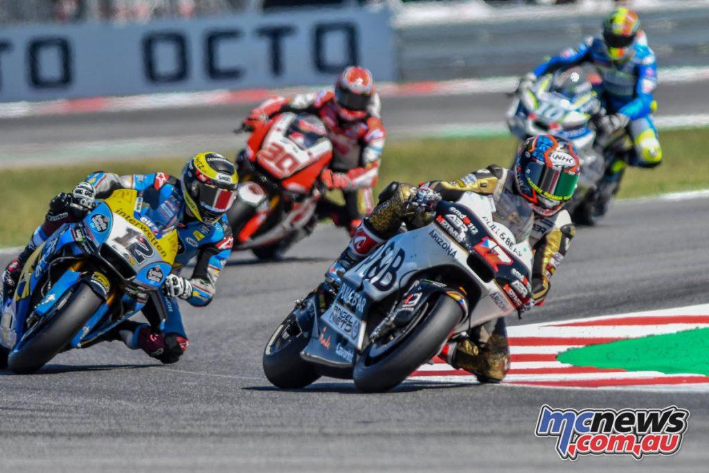 MotoGP Rnd Misano Karel Abraham