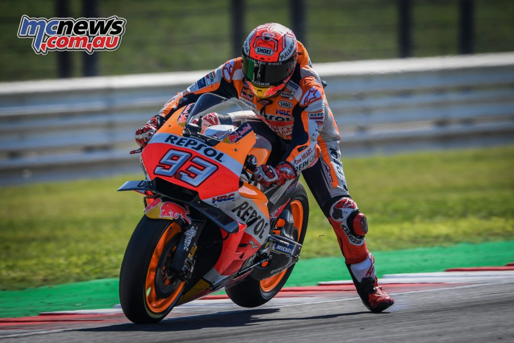MotoGP Rnd Misano Marquez