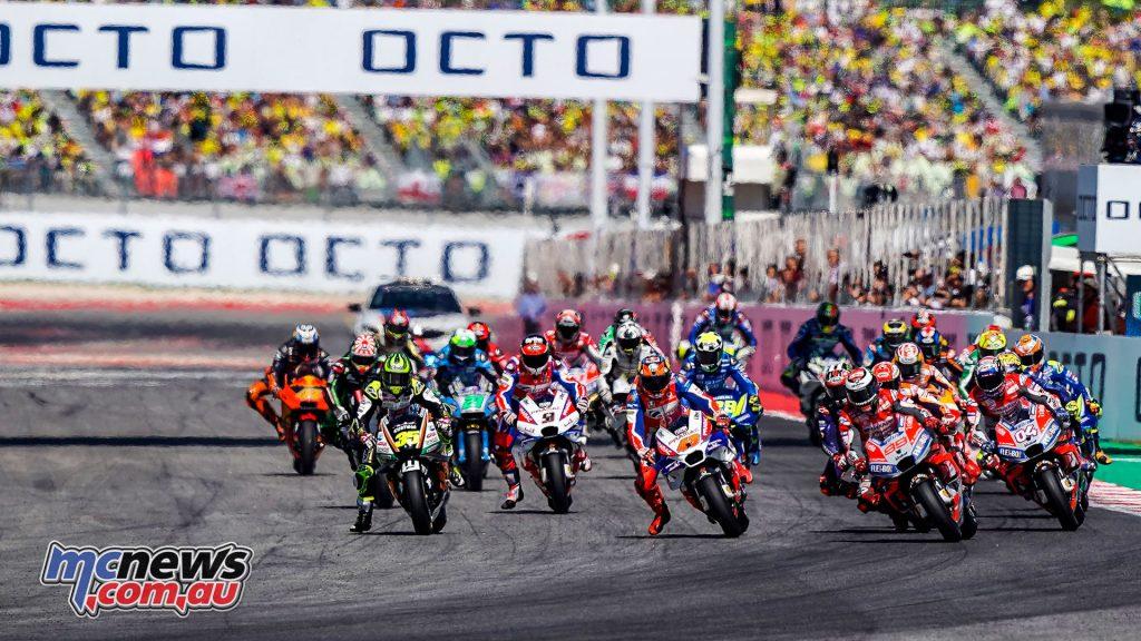 MotoGP Rnd Misano Miller AXS