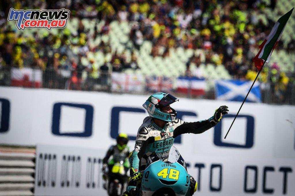 MotoGP Rnd Misano Moto Dalla Porta